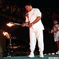 1996 年 拳王阿里 點燃聖火