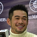 2001 年摘下美國聯盟年度 MVP