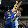 Kobe 面對強硬防守