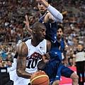 Kobe 挑戰 Gasol