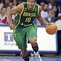 巴西 -- Leandro Barbosa
