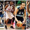 奧運籃球國際戰將點將錄