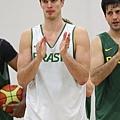 巴西剔牙哥 Tiago Splitter