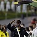 牙買加掌旗官 -- Usain Bolt