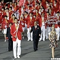 中國掌旗官 -- 易建聯