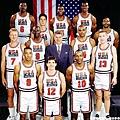 1992年夢幻一隊出征巴塞隆納奧運
