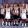 1996年夢幻三隊出征亞特蘭大奧運
