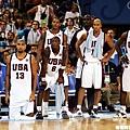 2004年夢幻六隊出征雅典奧運