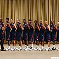 2008年夢幻八隊出戰北京奧運
