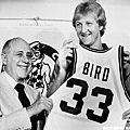 「大鳥」Larry Bird