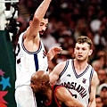 歐美強權的正面對決:1996年美國隊95-69南斯拉夫