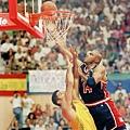Charles Barkley 巴塞隆納奧運對巴西