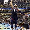Dwyane Wade 北京奧運對西班牙