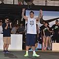Nike球星張宗憲擔任Nike Summer Nights球隊教練,帶領球隊獲勝