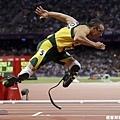 Oscar Pistorius 全力衝刺