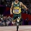 南非刀鋒戰士 Oscar Pistorius