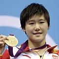 中國--游泳--葉詩文 -- 2 金