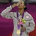 美國--體操--Gabrielle Douglas -- 2 金