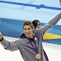 美國--游泳--Matthew Grevers -- 2 金 1 銀