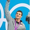 美國--游泳--Ryan Lochte--2 金 2 銀 1 銅