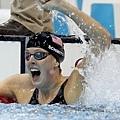 美國--游泳--Allison Schmitt -- 3 金 1 銀 1 銅