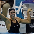 美國--游泳--Dana Vollmer -- 3金