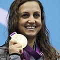 美國--游泳--Rebecca Soni -- 2 金 1 銀