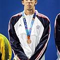Phelps拿下400公尺自由式接力銅牌