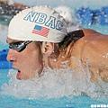 200公尺蝶式,Phelps最後拿下金牌