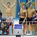 美國隊的榮耀跟Phelps共存