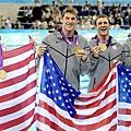 重新批上美國隊戰袍,Phelps要再池畔東山再起