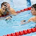 絕代雙驕Phelps & Lochte