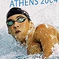 Phelps在池畔重新找回自我