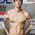 Phelps登上雜誌封面