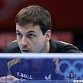 [男子桌球] 德國選手 Timo Boll