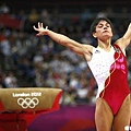 體操媽媽 Oksana Chusovitina 的最後一跳