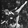 Larisa Latynina ── 18 面奧運獎牌