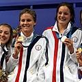 Jenny Thompson ── 12 面奧運獎牌