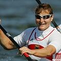 Birgit Fischer ── 12 面奧運獎牌