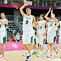 立陶宛(A組第四),預賽戰績二勝三負
