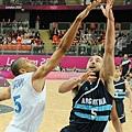 法國隊阿根廷關鍵戰役獲勝
