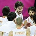 西班牙(B組第三),預賽戰績三勝二敗