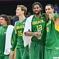 巴西(B組第二),預賽戰績四勝一敗