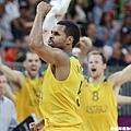 澳洲(B組第四),預賽戰績三勝二敗