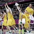 澳洲成功晉級前進複賽