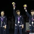 [女子桌球] 中國隊贏得團體賽金牌