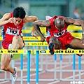 黃金聯盟,劉翔已經把亞洲人帶進一向是黑人的競爭世界裡