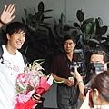 締造世界紀錄,劉翔成了田徑界的當紅炸子雞