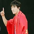 披著五星旗的榮耀,對劉翔而言已經不再陌生