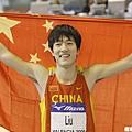 2008年室內田徑錦標賽,劉翔拿下60米跨欄金牌